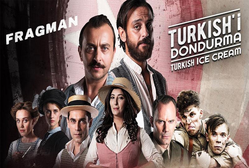 Turkıs İce Krem sinema filmi