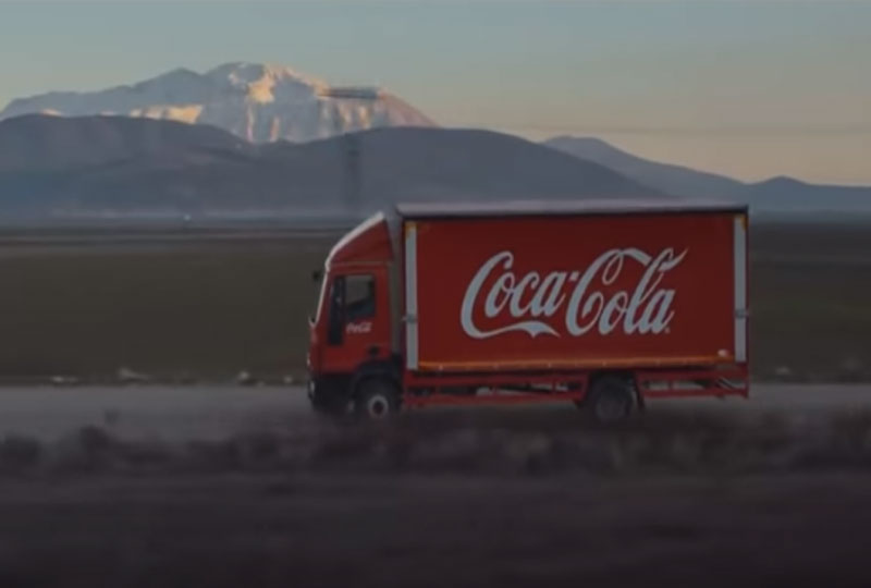 Coca Cola 55. Yıl Reklam Filmi