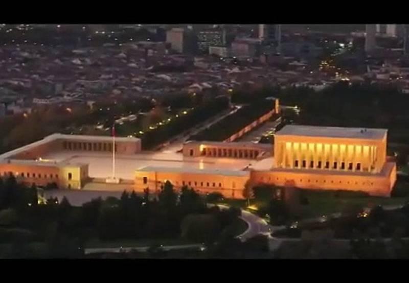 Sabancı Holding 10 Kasım Filmi Havadan Video Çekimi