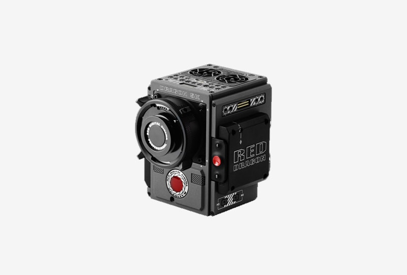 Red Epic Dragon Kamera