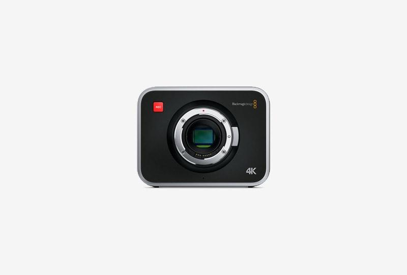 Blackmagic 4K Kamera