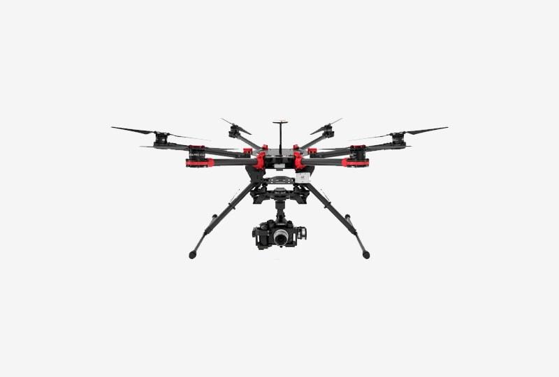 Kiralık Dji S900 Drone