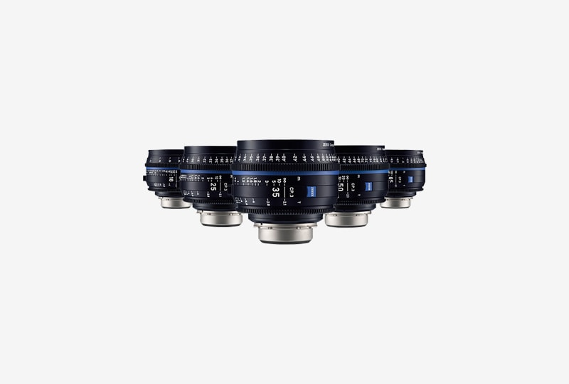 Zeiss Compact Prime Lens